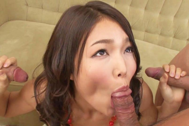 asian girl hot oral