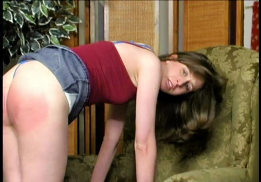 Free spanking video clips