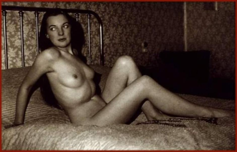 Retro erotic picture